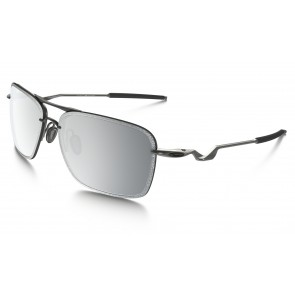 Oakley Tailback - Lead / Chrome Iridium - OO4109-04 Zonnebril