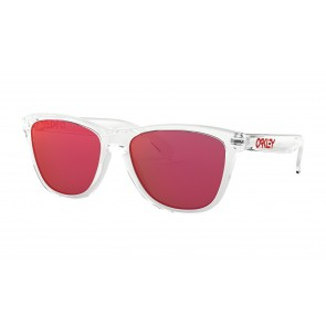 Oakley Frogskins Crystal Clear + Torch Irid OO9013-A5