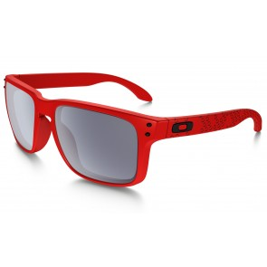 Oakley Holbrook B1B Collection - Matte Red / Grey - OO9102-83 Zonnebril