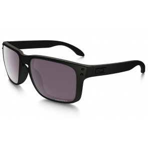 Oakley Holbrook - Mat Zwart / PRIZM Daily Polarized - Covert Collection Zonnebril