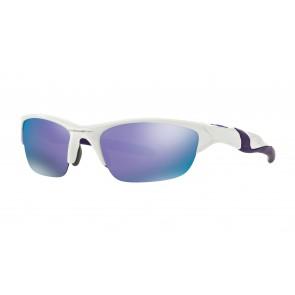 Oakley Half Jacket 2.0 - Pearl / Violet Iridium - OO9144-08 Zonnebril
