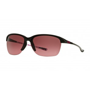 Oakley Unstoppable YSC Breast Cancer Awareness - Polished Black / G40 Black Gradient - OO9191-06 Zonnebril