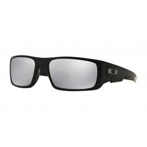 Oakley Crankshaft - Machinist Matte Black / Chrome Iridium - OO9239-20 Zonnebril