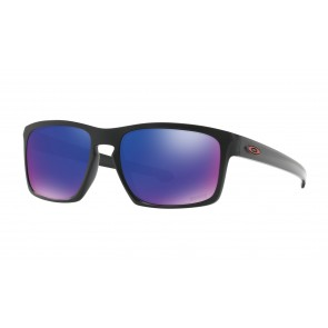 Oakley Sliver Marc Márquez Signature Edition - Matte Black / + Red Iridium - OO9262-20 Zonnebril