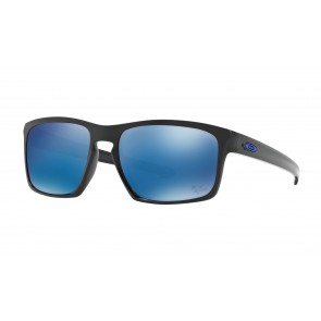 Oakley Sliver MotoGP - Polished Black / Ice Iridium - OO9262-28 Zonnebril