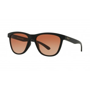 Oakley Moonlighter - Matte Black / VR50 Brown Gradient - OO9320-02 Zonnebril