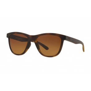 Oakley Moonlighter / Tortoise / Brown Gradient Polarized - OO9320-04 Zonnebril