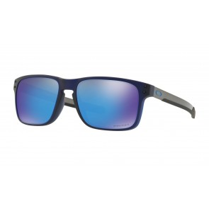 Oakley Holbrook Mix -  Matte Translucent Blue / Prizm Sapphire Irdium - OO9384-0357 Zonnebril