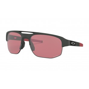 Oakley Mercenary Matte Carbon / Prizm Dark Golf OO9424-0270