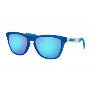 Oakley Frogskins Mix Matte Transluscent Sapphire + Prizm Sapphire Iridium OO9428-0355