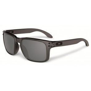 Oakley Holbrook - Grey Smoke / Black Iridium - OO9102-24 Zonnebril