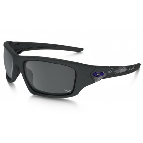 Oakley Infinite Hero Collection Valve - Matte Carbon Camo / Black Iridium - OO9236-21 Zonnebril