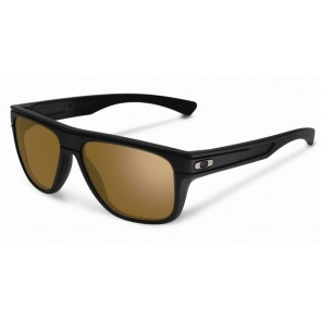 Oakley Breadbox - Matte Black / Dark Bronze - OO9199-04 Zonnebril