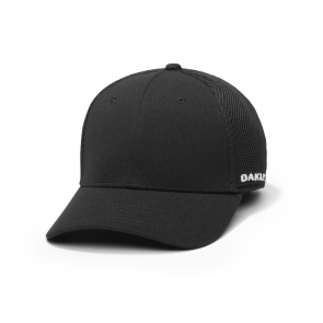 Oakley Cresting Driver Golf Cap - Zwart - L/XL