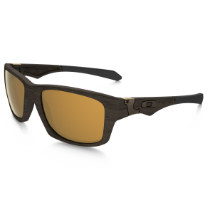 Oakley Jupiter Squared - Woodgrain / Tungsten Iridium Polarized