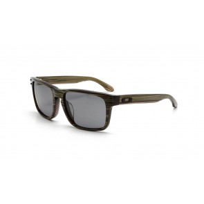 Oakley Holbrook LX - Banded Green / Grey Polarized - OO2048-03 Zonnebril