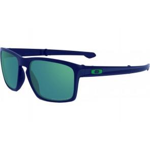 Oakley Sliver F - Matte Denim / Jade Iridium - OO9246-03 Zonnebril