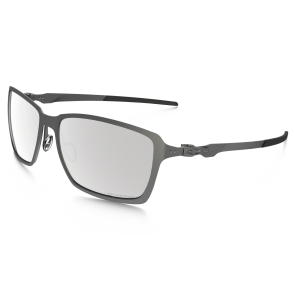 Oakley Tincan - Carbon / Chrome Iridium Polarized