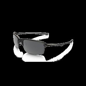 Oakley Wiretap - Matte Black / Black Iridium Polarized