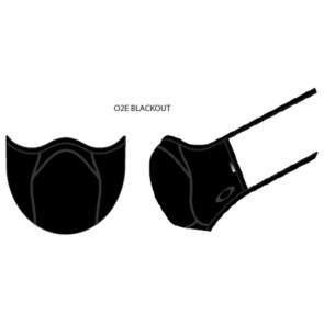 Oakley Masker Fitted Light Blackout S/M