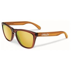 Oakley Frogskins - Moto Nitrous / 24K Iridium - OO9013-38 Zonnebril
