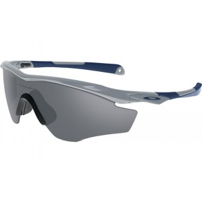 Oakley M2 Frame - Polished Fog / Grey - OO9212-03 Zonnerbril