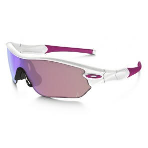 Oakley Radar Edge - Breast Cancer Awareness - Pearl / G30 Iridium - OO9184-10 Zonnebril