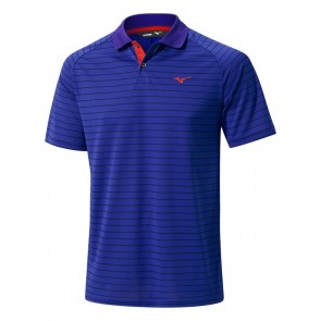 Mizuno Quick Dry Stripe Polo