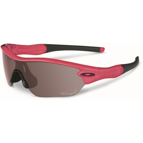 Oakley Radar Edge - Shortcake / OO Grey Polarized - OO9184-01 Zonnebril