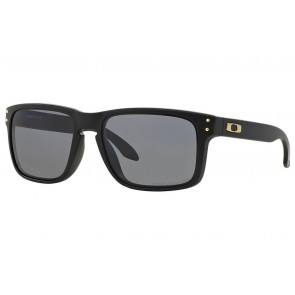 Oakley Holbrook Shaun White Gold series - Matte Black / Grey Polarized - OO9102-07 Zonnebril