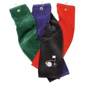 Silverline Golfhanddoek met logo