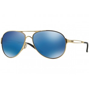 Oakley Caveat - Polished Gold / Ice Iridium - OO4054-16 Zonnebril
