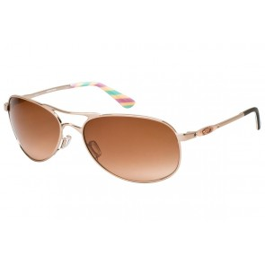 Oakley Given - Rose Gold / VR50 Brown Gradient - OO4068-05 Zonnebril