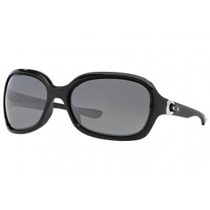 Oakley Pulse - Metallic Black / Black Iridium - OO9198-13 Zonnebril