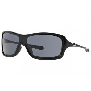 Oakley Break Up - Metallic Black / Grey - OO9202-01 Zonnebril