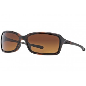 Oakley Dispute - Tortoise / Brown Gradient Polarized - OO9233-06 Zonnebril