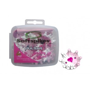 Softspikes Pulsar Golf Roze Cleats