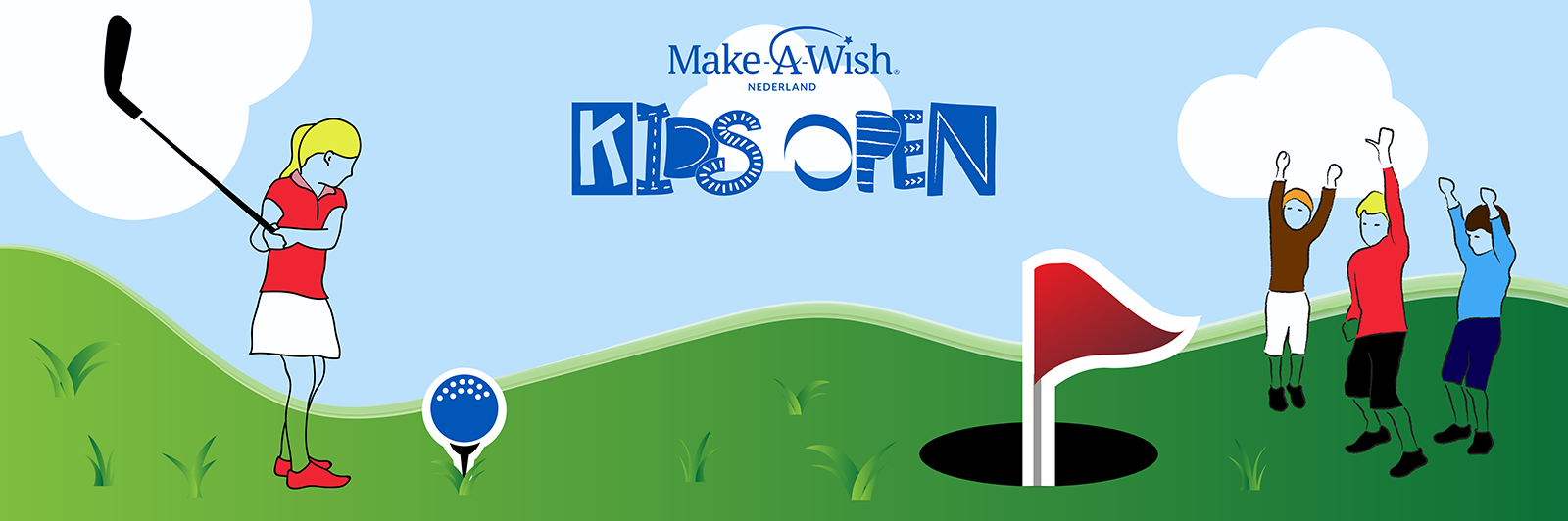 Make a Wish Golftoernooi Nederland 2020